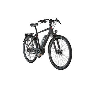Ortler Montana Bicicletta elettrica da trekking nero